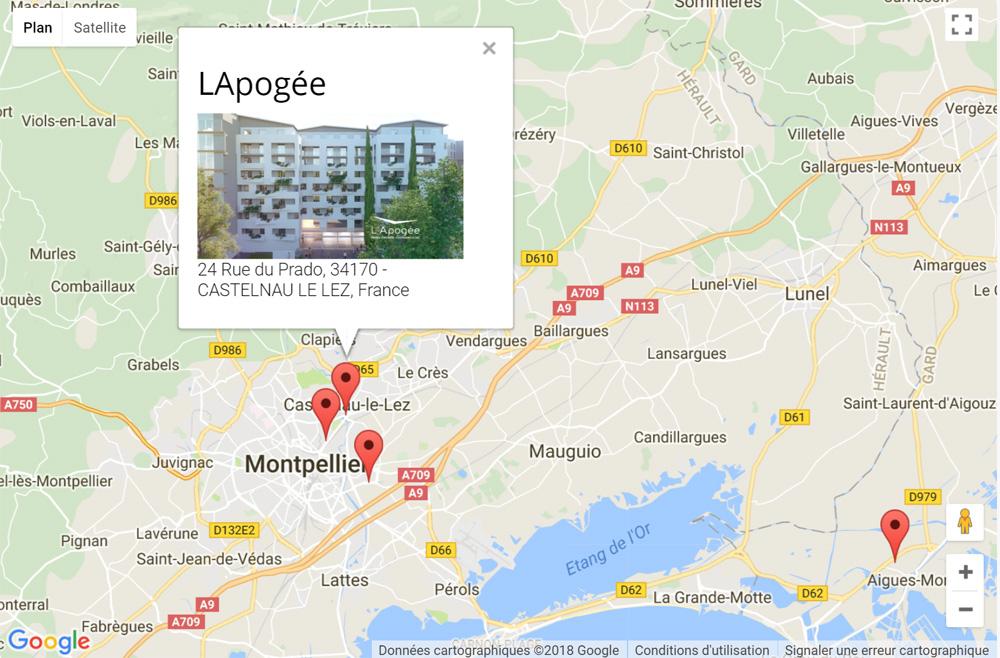 Programme LMNP Montpellier Herault 34