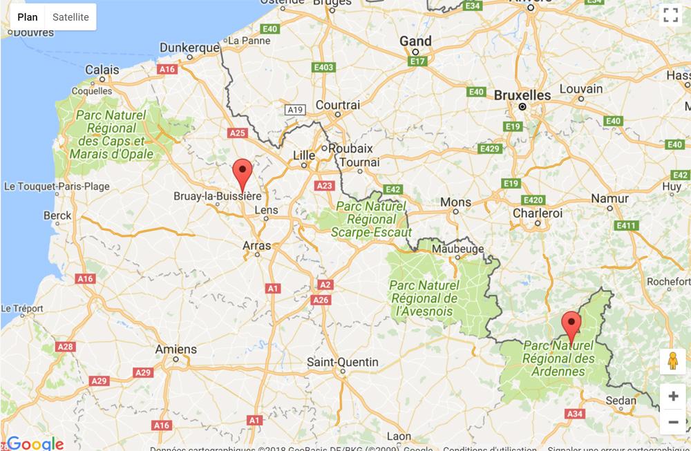 Programme LMNP Nord 59 Lille