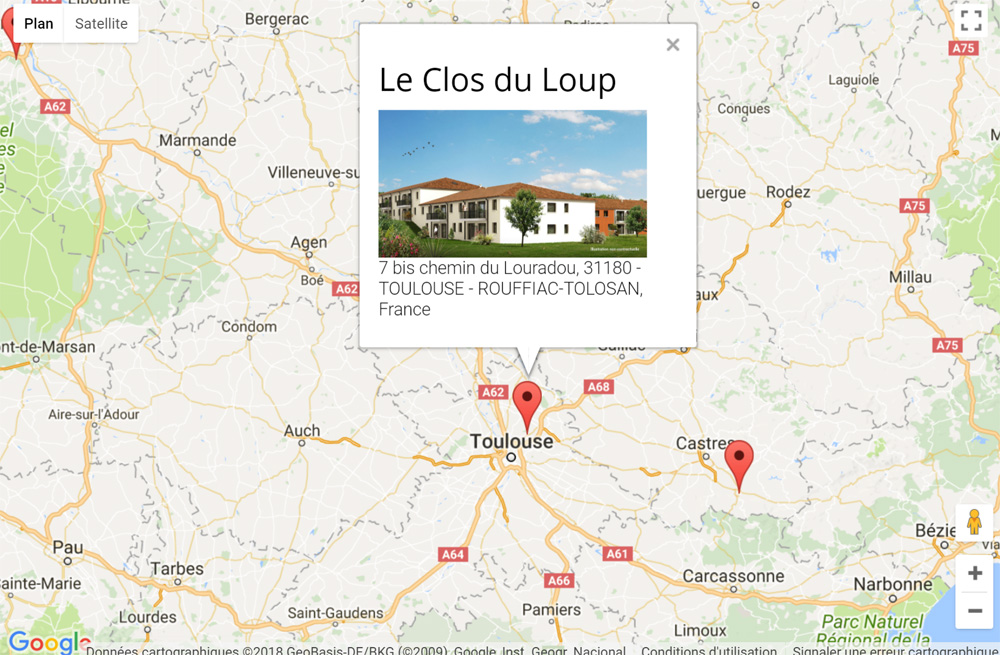 Programme LMNP Toulouse 31 Haute-Garonne