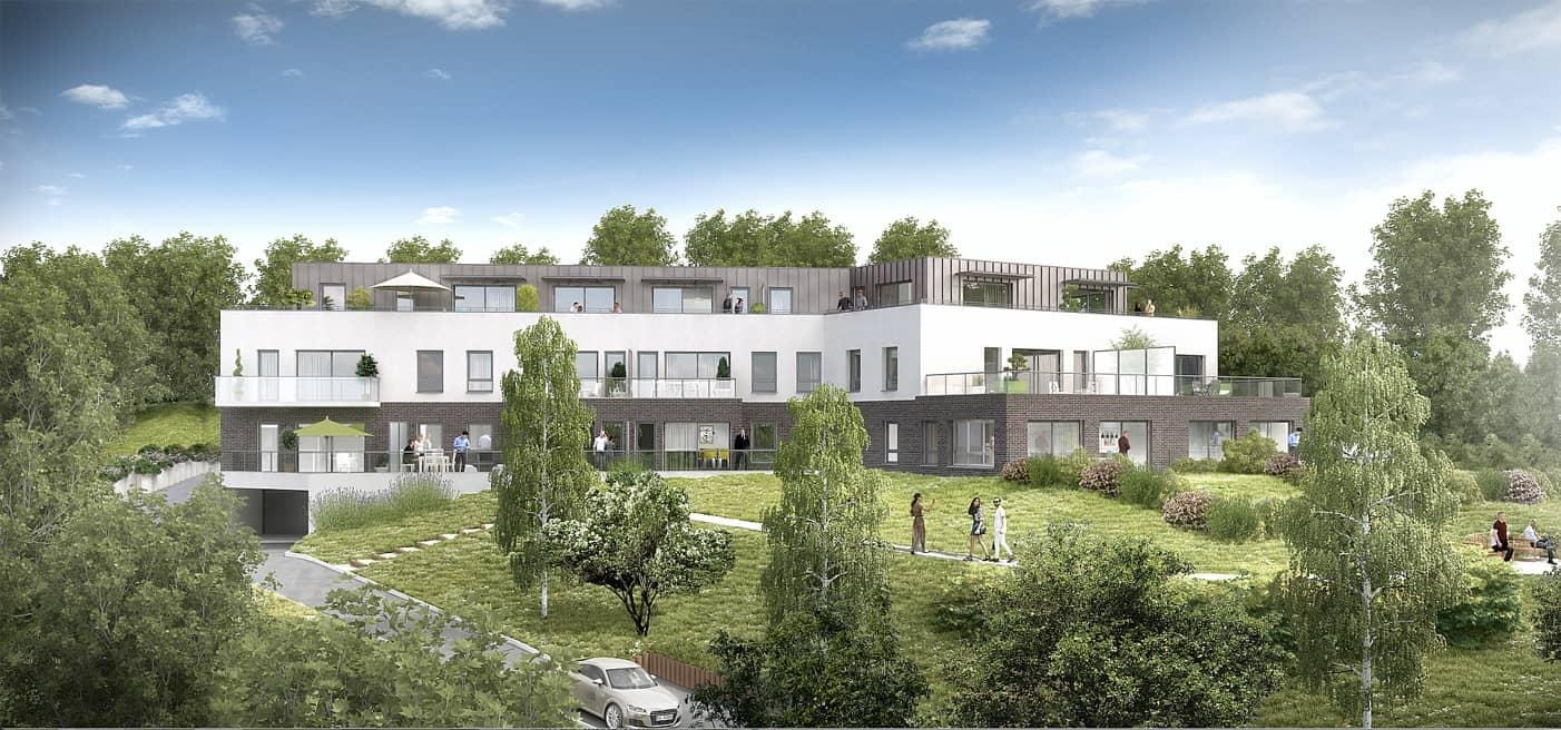 Programme neuf meublé à Lille Nord France 59