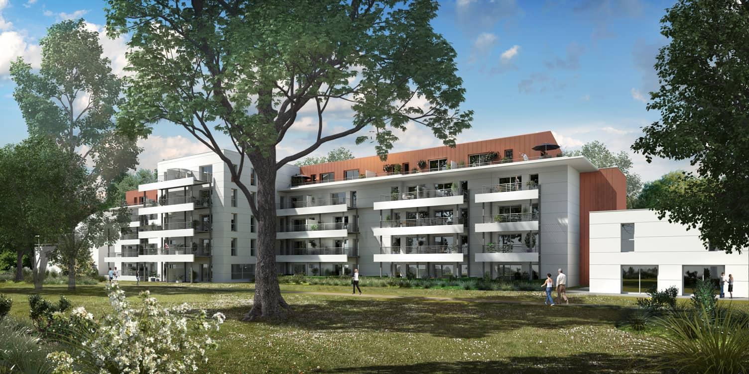 Simulation investissement dans une résidence meublée sous statut LMNP en France