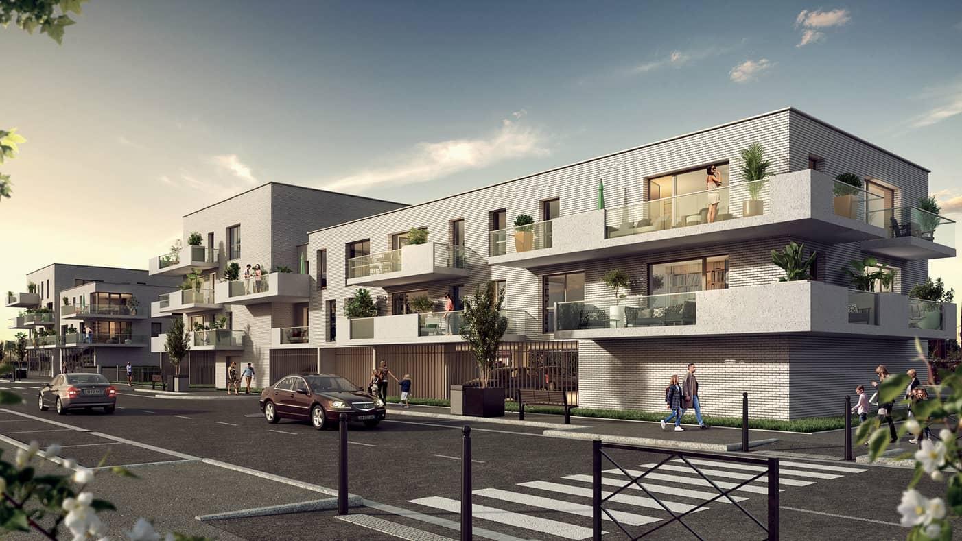 programme-immobilier-neuf-Rennes-35 France LMNP en ligne